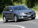 Photos of Mazda6 Wagon AU-spec (GH) 2007–10