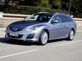 Photos of Mazda6 Wagon (GH) 2010–12