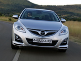 Photos of Mazda6 Sedan ZA-spec (GH) 2010–12
