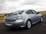 Photos of Mazda 6 Hatchback AU-spec 2010