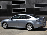 Photos of Mazda 6 Hatchback AU-spec 2010