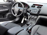 Photos of Mazda 6 Wagon Edition 125 2011