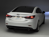 Photos of Mazda Ceramic 6 Concept (GJ) 2013