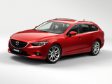 Photos of Mazda6 Wagon (GJ) 2013