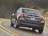 Photos of Mazda6 North America (GJ) 2015