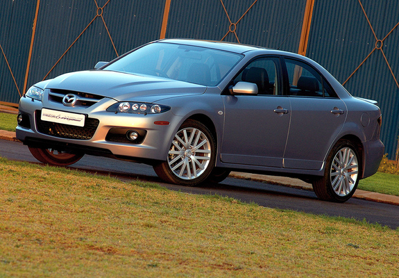 Pictures Of Mazda 6 Mps Za Spec 200407