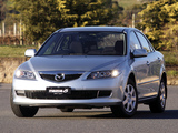 Pictures of Mazda6 Sedan AU-spec (GG) 2005–07