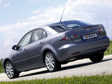 Pictures of Mazda6 Hatchback (GG) 2005–07
