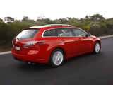 Pictures of Mazda6 Wagon AU-spec (GH) 2007–10