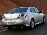 Pictures of Mazda6 Sedan ZA-spec (GH) 2007–10