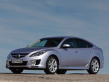 Pictures of Mazda 6 Hatchback 2008–10