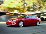 Pictures of Mazda6 V6 US-spec (GH) 2008–12