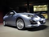 Pictures of Mazda 6 Hatchback AU-spec 2010
