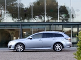 Pictures of Mazda6 Wagon (GH) 2010–12