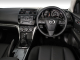 Pictures of Mazda6 Sedan ZA-spec (GH) 2010–12