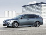 Pictures of Mazda 6 Edition 40 Wagon (GH) 2012