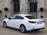 Pictures of Mazda6 Sedan (GJ) 2012