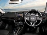 Pictures of Mazda6 Sedan UK-spec (GJ) 2013
