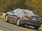Pictures of Mazda6 North America (GJ) 2015