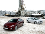 Pictures of Mazda 6