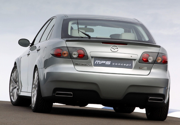Mazda6 Mps Concept Gg 2002 Wallpapers
