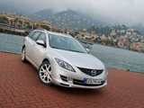 Mazda6 Wagon (GH) 2007–10 wallpapers