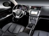 Mazda 6 Sedan 2008–10 wallpapers
