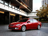 Mazda6 V6 US-spec (GH) 2008–12 wallpapers
