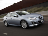 Mazda 6 Hatchback AU-spec 2010 wallpapers