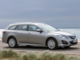 Mazda 6 Wagon Edition 125 2011 wallpapers
