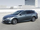 Mazda 6 Edition 40 Wagon (GH) 2012 wallpapers