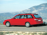 Images of Mazda 626 Wagon (GF) 1999–2002