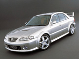 Images of Mazda 626 MPS 2000