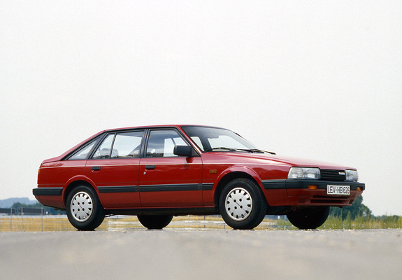 Mazda 626 Hatchback (GC) 1983–87 images