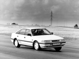 Mazda 626 4WS (GD) 1988–92 pictures