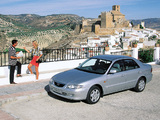 Mazda 626 Sedan (GF) 1997–2002 wallpapers
