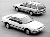 Mazda 626 Coupe (GD) & 626 Wagon (GV) images