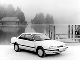 Pictures of Mazda 626 Coupe (GD) 1987–91