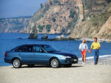 Pictures of Mazda 626 Hatchback (GF) 1999–2002