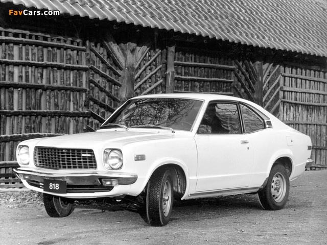 Images of Mazda 818 Coupe 1975–77 (640 x 480)