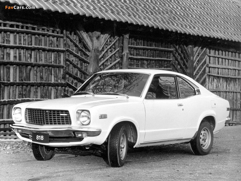 Images of Mazda 818 Coupe 1975–77 (800 x 600)