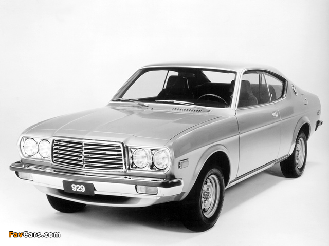 Pictures of Mazda 929 Coupe 1973–78 (640 x 480)