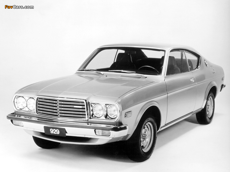 Pictures of Mazda 929 Coupe 1973–78 (800 x 600)