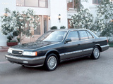 Mazda 929 1987–92 wallpapers