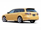 Mazda Atenza Sport Wagon 23Z 2003–07 pictures