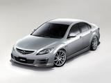 Mazdaspeed Atenza Concept 2007 pictures