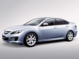 Mazda Atenza Sport 2007–10 wallpapers