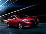 Mazda Atenza Sedan 2012 photos