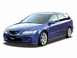 Photos of Mazdaspeed Atenza Sport Wagon A-spec 2003–07