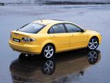 Photos of Mazda Atenza Sedan 20E 2005–07